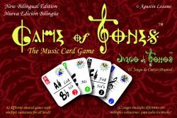 Nueva edición bilingue de Juego de Tonos