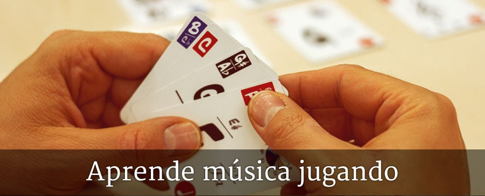 Aprende música jugando